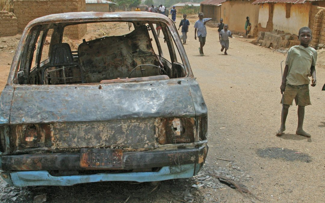 NIGERIA: Army Frees Women and Child Hostages