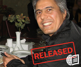 IRAN: Pastor Behnam Irani Freed from Jail