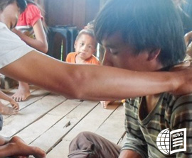 LAOS: Believer Evicted from His Village