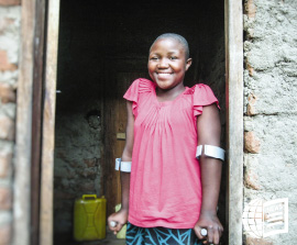 Susan Persecuted at age 13 in Uganda