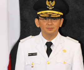 INDONESIA: Jakarta's Christian Governor Found Guilty