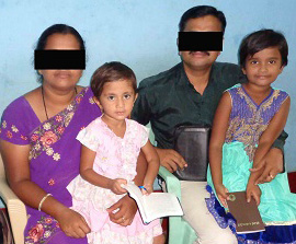INDIA: Pray for Pastor Ariaan
