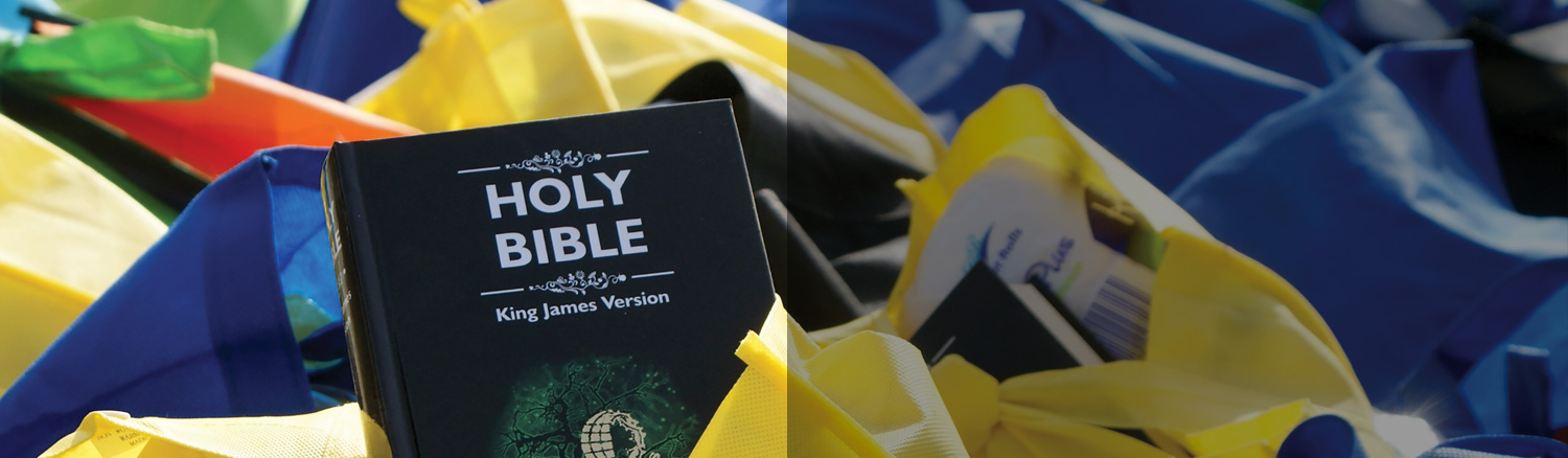 This year's annual campaign for Bibles Plus has been a success and on behalf of the recipients we want to send you a big thank you! Plans are well under way for the distribution of Bibles Plus packs for this year. 