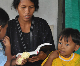 INDONESIA: House Church Being Pressured to Close