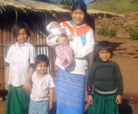MYANMAR: Pray for the Family of Murdered Christian
