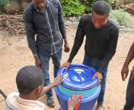 Project: Water Filter Distribution