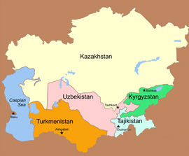 CENTRAL ASIA: Clampdown on Christianity