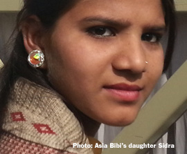 PAKISTAN: Asia Bibi Blasphemy Acquittal Upheld