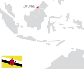 Christians in Brunei