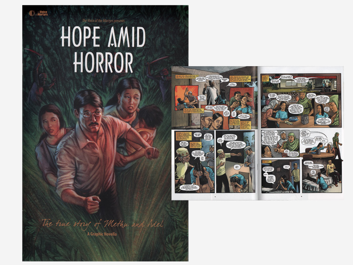 Hope Amid Horror - Voice of the Martyrs