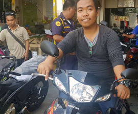 Project: Philippines Motorbikes for pastors