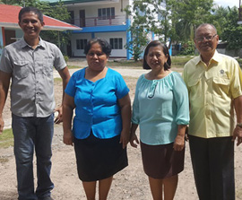 Project: Teacher Support in Mindanao