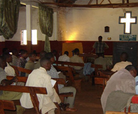 ETHIOPIA: Pressure on Churches Building