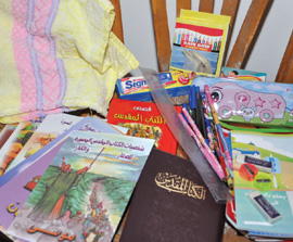 Egypt: Marina was afraid she wouldn't be able to go to school