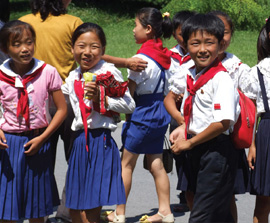 North Korea: Children prompted to inadvertently reveal that their families are Christian