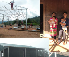 Project: Vietnam – A House for Tran