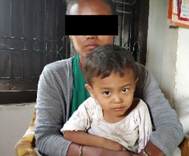 NEPAL: Young Wife Beaten and Kicked Out of Home