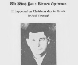 From our Archives: It Happened on Christmas Day