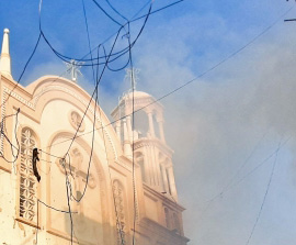 SYRIA: High Cost of Maintaining the Christian Presence
