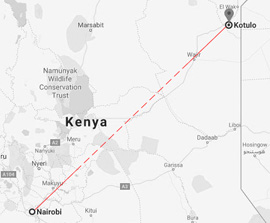 KENYA: At Least Nine Christians Murdered in Attack