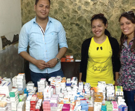 Providing Medical and Spiritual Care in Egypt