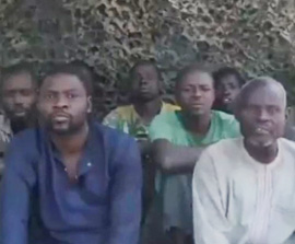 NIGERIA: Boko Haram Releases Video of Abducted Christians