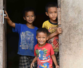 LAOS: Abusive Husband Demands Return of Children