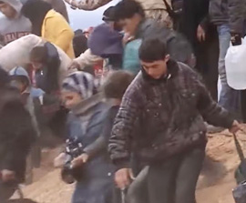 SYRIA: Christians Blocked from Refugee Camps