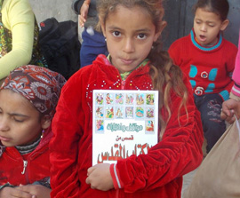 Project: Bibles for Egypt