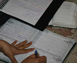 Bibles in Iran