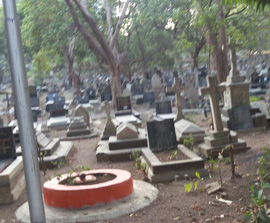 INDIA: Christian Symbols Removed from Cemetery