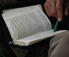 TAJIKISTAN: Church Leaders Fined for Translating the Bible