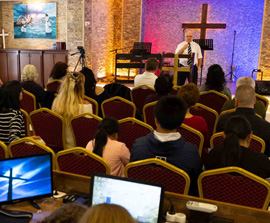 TURKEY: Frontline Worker Encouraged by Church Growth
