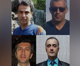 IRAN: Four Christian Converts Serve Five-Year Prison Sentences
