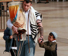 ISRAEL: New Christian Faces Daily Struggles in Orthodox Jewish Culture
