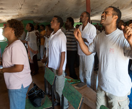ERITREA: Christian Prisoners Released