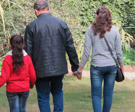 EGYPT: Convert Couple Severely Tested