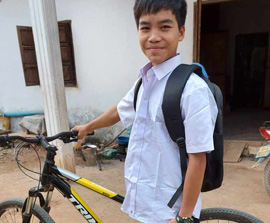 LAOS: Teenager Kicked Out