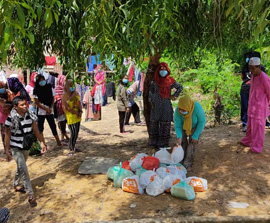 Project: Malaysia COVID Relief