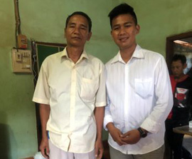 LAOS: Village Elder Ostracised by Family for Faith