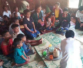LAOS: Worship Continues Despite Persecution and Tight Conditions