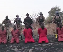 NIGERIA: Islamists Execute Five Christians