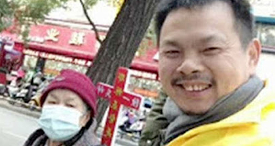 CHINA: Street Preacher Detained