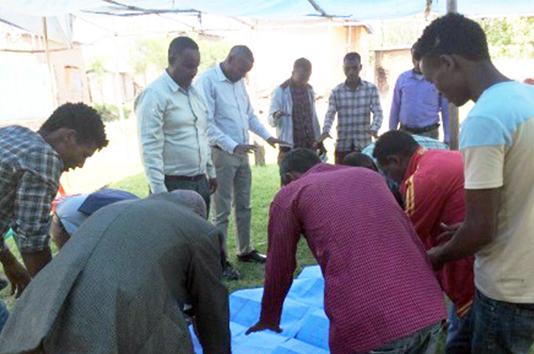 ETHIOPIA: Persecution Changed Priorities for Members of Destroyed Churches