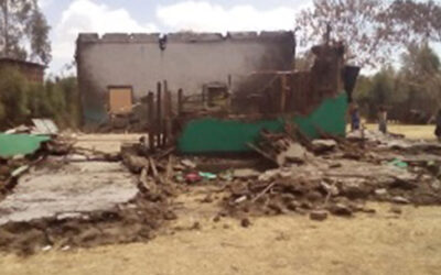 ETHIOPIA: Local Officials Oppose Church Being Rebuilt